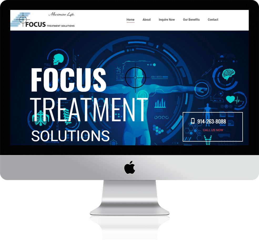 focus treatment solutions in mac