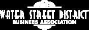 Water Street District Business Association Logo